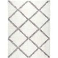 Home Dynamix Carmela 9-Foot 2-Inch x 12-Foot x 5-Inch Area Rug in Ivory