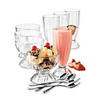 Libbey® 12-Piece Ice Cream Serving Set