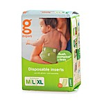 gDiapers 32-Pack Medium/Large Disposable Inserts