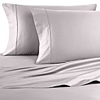 Wamsutta® 400-Thread-Count Sateen Queen Sheet Set in Oyster
