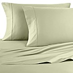 Wamsutta® 400-Thread-Count Standard Pillowcases in Celery (Set of 2)