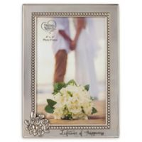 Precious Moments® Lifetime of Happiness 4-Inch x 6-Inch Picture Frame