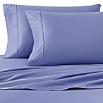 Wamsutta® 400-Thread-Count Sateen King Sheet Set in Periwinkle