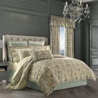 J. Queen New York™ Vienna Queen Comforter Set in Spa