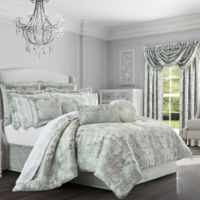 J. Queen New York™ Dream Queen Comforter Set in Spa