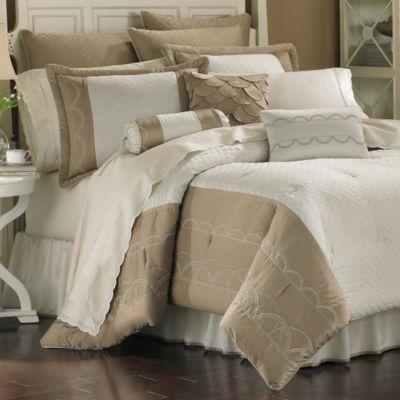 Marvelous Lenox® Pirouette 4 Piece California King Comforter Set