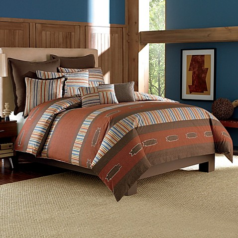 Montecito Twin Duvet Cover