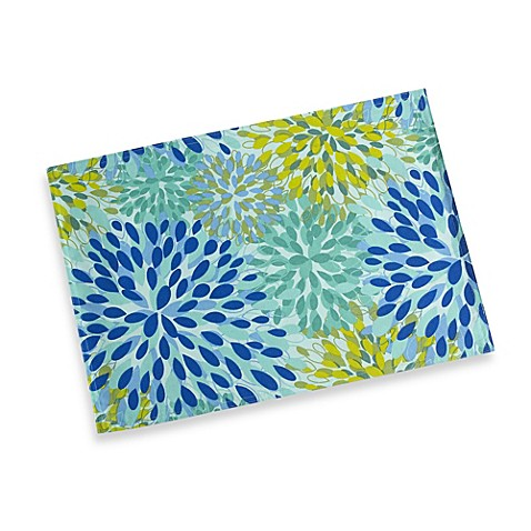 Fiesta® Calypso Placemat in Turquoise