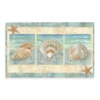 Calm Chef Island Shell 19.5-Inch x 31.5-Inch Kitchen Mat