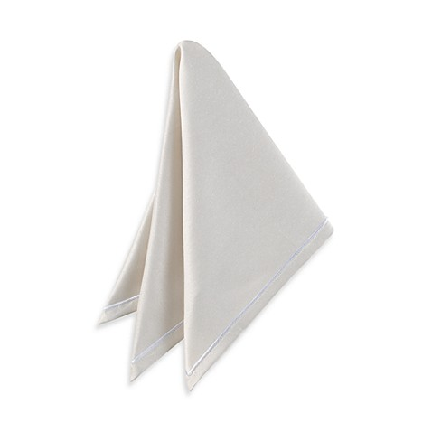 Marquis by Waterford Wilmont Napkin in Ivory