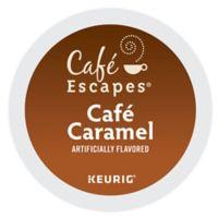 Keurig® K-Cup® Pack 16-Count Cafe Escapes® Cafe Caramel