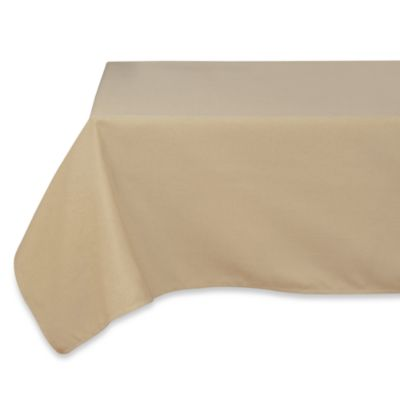 Riegel® Rienu 90 Inch Round Tablecloth In Bamboo (3 Pack)