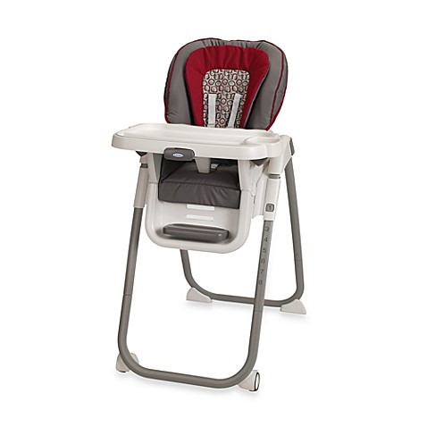 Grey High Chair