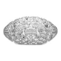 Clemson University 2018 College Football National Champions Crystal Football