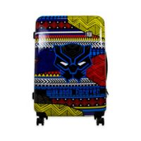ful® Marvel® Black Panther Tribal Art 21-Inch Hard Sided Expandable Spinner Carry On
