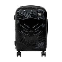 ful® Marvel® Black Panther Icon 21-Inch Expandable Spinner Carry On in Black