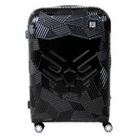 ful® Marvel® Black Panther Icon 29-Inch Expandable Suitcase in Black