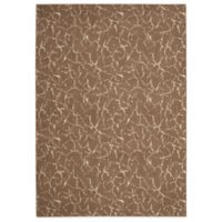 Nourison Nepal Himalaya 3-Foot 6-Inch x 5-Foot 6-Inch Area Rug in Fawn