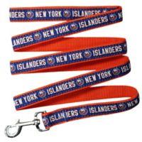 NHL New York Islanders Nylon Pet Leash