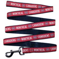 NHL Montreal Canadiens Large Nylon Pet Leash