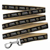 NHL Las Vegas Golden Knights Medium Nylon Pet Leash