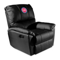 NBA Detroit Pistons Rocker Recliner