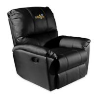 NBA Golden State Warriors Rocker Recliner with 2017 Champions Logo
