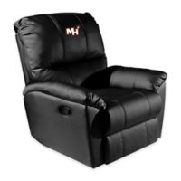 NBA Miami Heat Rocker Recliner with Alternate Logo