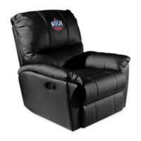 NBA New Orleans Pelicans Rocker Recliner with NOLA Logo