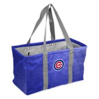 MLB Chicago Cubs Crosshatch Picnic Caddy