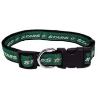NHL Dallas Stars Large Dog Collar