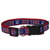 NHL New York Rangers Small Dog Collar
