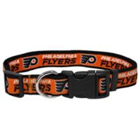 NHL Philadelphia Flyers Large Dog Collar