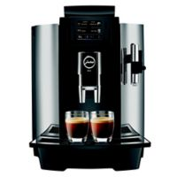Jura WE8 Fully Automatic Espresso Machine in Chrome
