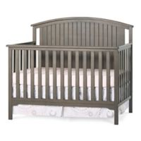 Child Craft™ Forever Eclectic™ Cottage Curve Top Convertible Crib in Dusty Grey