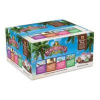 72-Count Margaritaville Variety Pack for Single Serve Coffee Makers