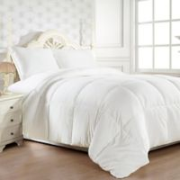 Down Alternative Full/Queen Comforter in White
