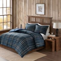 Woolrich® Flint Down Alternative Twin Comforter Set in Navy