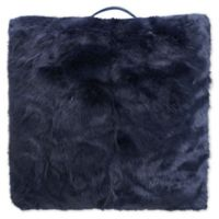 UGG® Wren Square Floor Pillow in Navy
