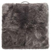 UGG® Wren Square Floor Pillow in Charcoal