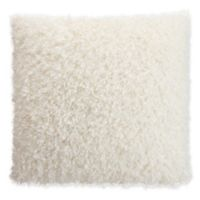 UGG® Doodle Square Throw Pillow in Snow