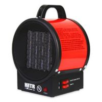 Ventamatic HeTR H1026 Ceramic Portable Heater in Red/Black