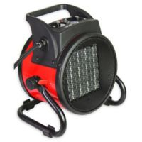 Ventamatic HeTR H1027 Ceramic Portable Heater in Red/Black