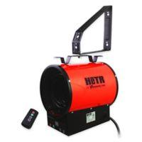 Ventamatic Metal Wall Mount Heater in Red/Black