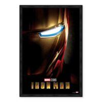 Marvel® Iron Man Framed Canvas Wall Art