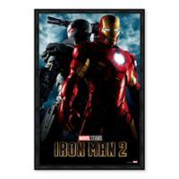 Marvel® Iron Man 2 Framed Canvas Wall Art