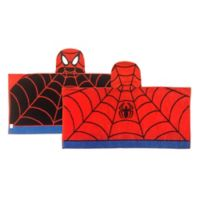 Marvel® Spiderman Hooded Towel