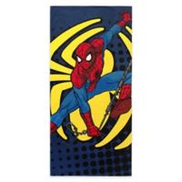 Marvel® Spiderman Go Beach Towel