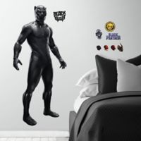 Marvel® 18-Piece Black Panther Vinyl Wall Decal Set