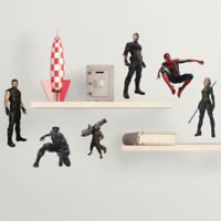Marvel® 20-Piece Avengers Vinyl Wall Decal Set